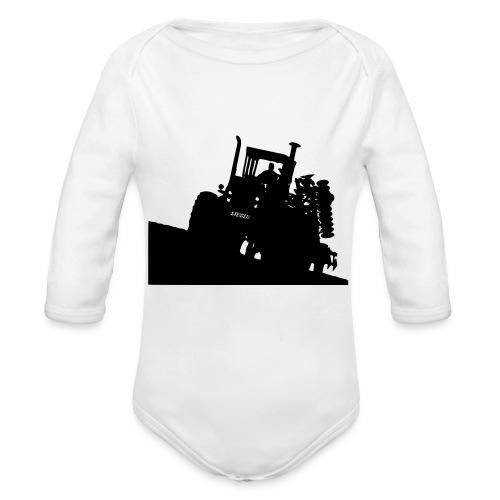 steiger1 - Organic Longsleeve Baby Bodysuit