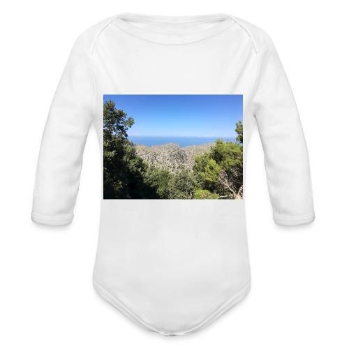 See view Palma - Baby Bio-Langarm-Body
