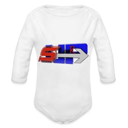 S JJP - Body Bébé bio manches longues