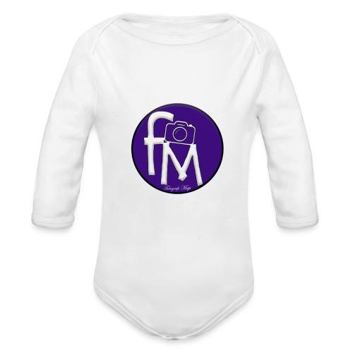 FM - Organic Longsleeve Baby Bodysuit