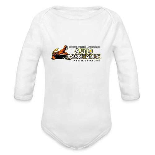 Auto Assistance - Body ecologico per neonato a manica lunga