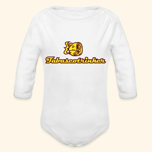 Tabascotrinker, Maya - Baby Bio-Langarm-Body