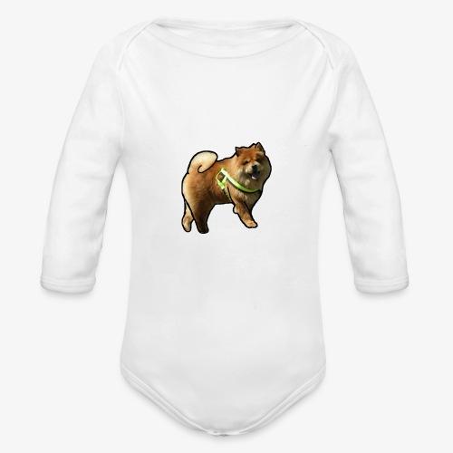 Bear - Organic Longsleeve Baby Bodysuit