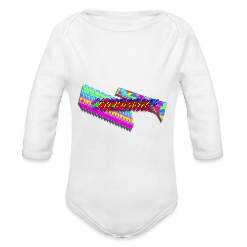 Hypnotastic - Organic Longsleeve Baby Bodysuit