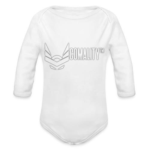 COFEE | Comality - Baby bio-rompertje met lange mouwen