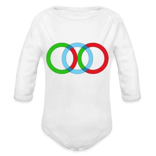 OLIMPIA-png - Body ecologico per neonato a manica lunga