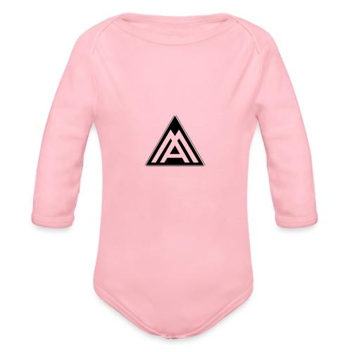 AM - Body ecologico per neonato a manica lunga