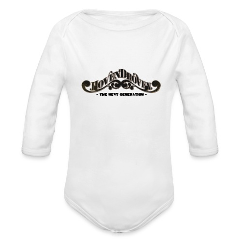 HOVEN DROVEN - Babydress - Organic Longsleeve Baby Bodysuit