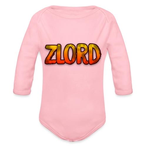 YouTuber: zLord - Body ecologico per neonato a manica lunga
