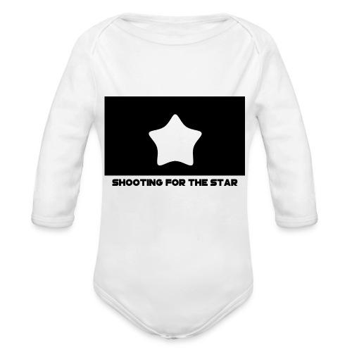 sthhar - Organic Longsleeve Baby Bodysuit
