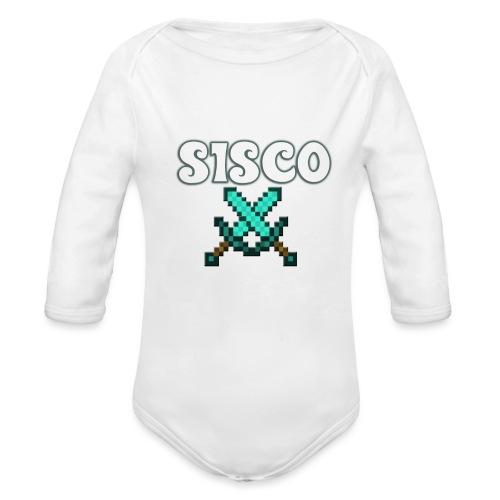 S1SCO - Body ecologico per neonato a manica lunga