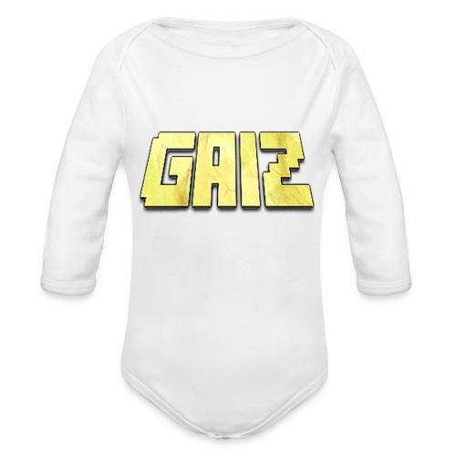 POw3r-GADGET - Body ecologico per neonato a manica lunga