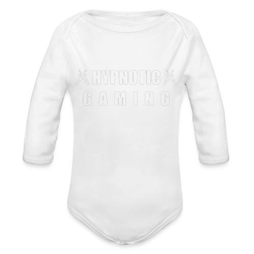 MörkTröja - Ekologisk långärmad babybody