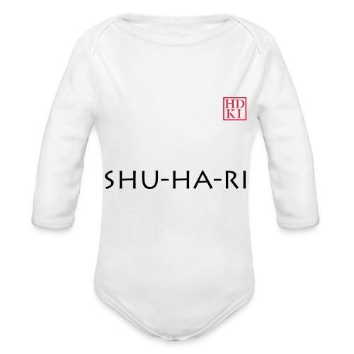 Shu-ha-ri HDKI - Organic Longsleeve Baby Bodysuit