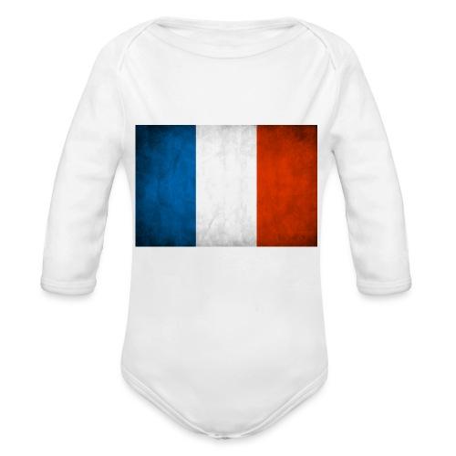 FRANCE - Body Bébé bio manches longues
