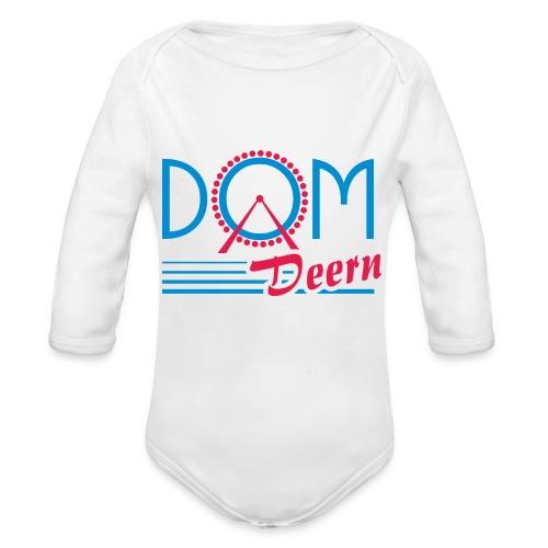 Dom Deern - Baby Bio-Langarm-Body