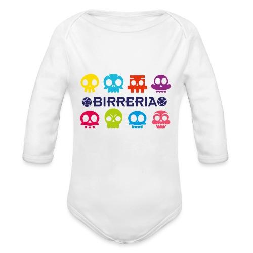 Birreria Kids Fun - Baby Bio-Langarm-Body