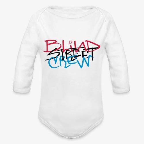 BSC Tag Rasta - Body ecologico per neonato a manica lunga