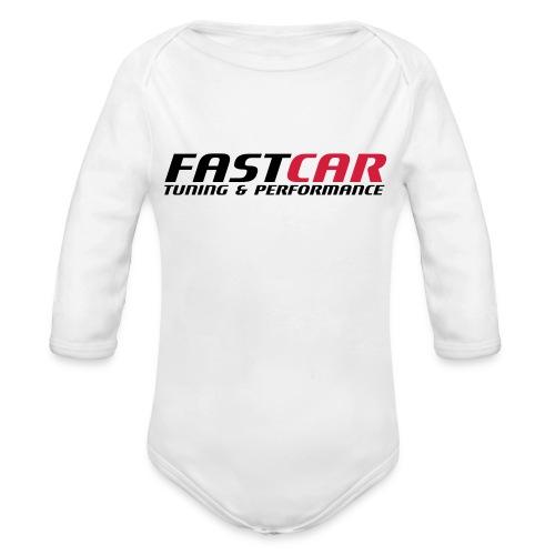 fastcar-eps - Ekologisk långärmad babybody