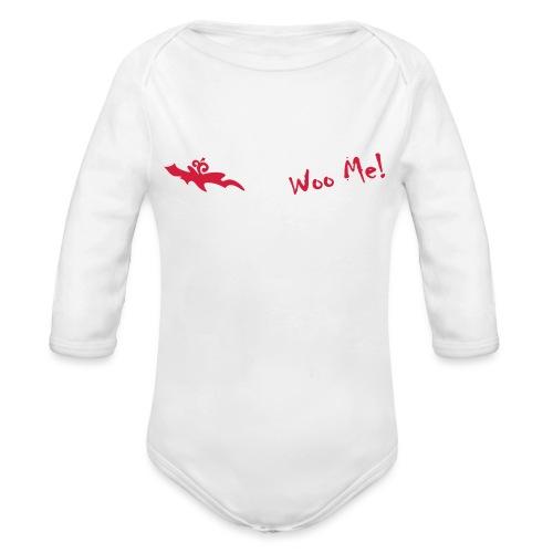 Woo Me 2 - Baby Bio-Langarm-Body