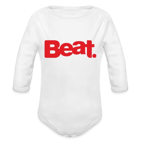 Beat Mug - Organic Longsleeve Baby Bodysuit