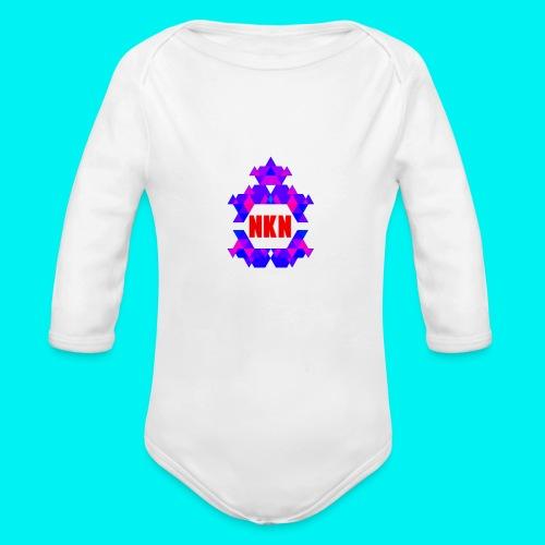 Nebuchadnezzar the ping - Organic Longsleeve Baby Bodysuit