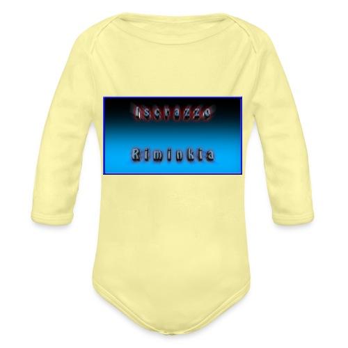 Tappetino per Mouse - Body ecologico per neonato a manica lunga