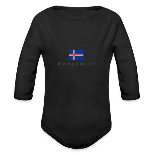 Iceland - Organic Longsleeve Baby Bodysuit
