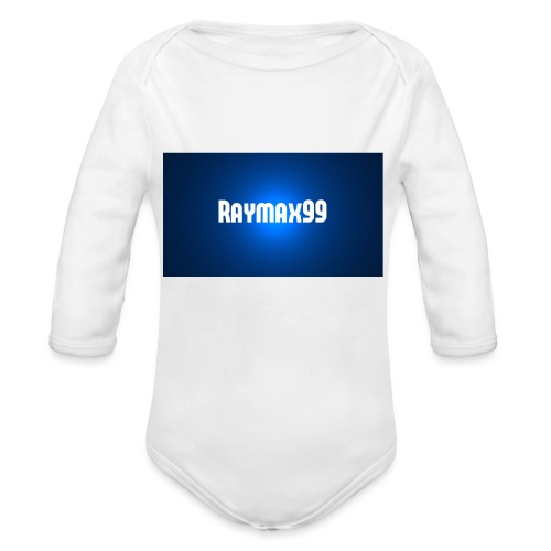 Dam T-shirt - Ekologisk långärmad babybody