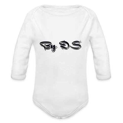 by damyen scatter - Organic Longsleeve Baby Bodysuit