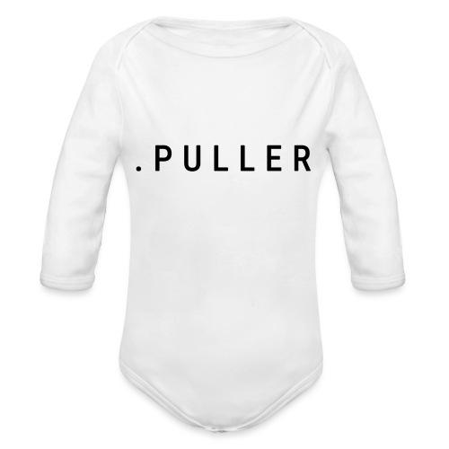 .PULLER - Baby bio-rompertje met lange mouwen