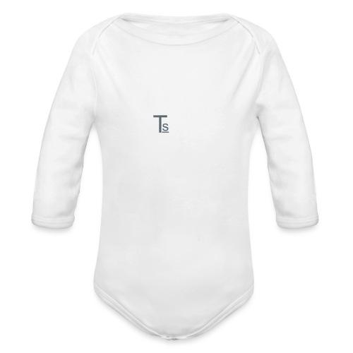 TheSabel T-shirt - Langærmet babybody, økologisk bomuld