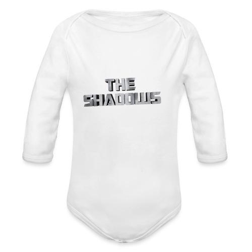 the shadows - Body ecologico per neonato a manica lunga