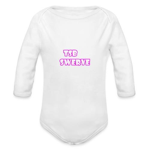 tsb shirt - Organic Longsleeve Baby Bodysuit