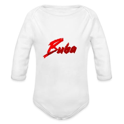 Fashion buba - Body ecologico per neonato a manica lunga