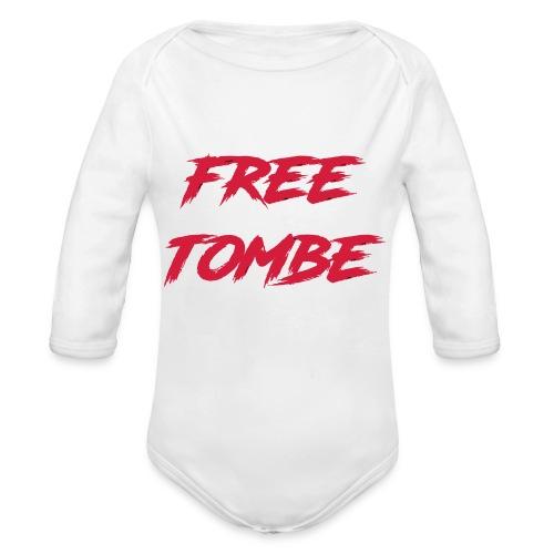 FREE TOMBE AI - Baby Bio-Langarm-Body