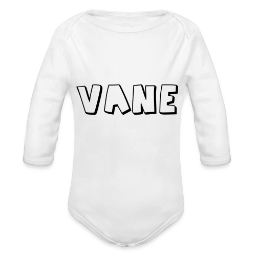 Vane - Clean'n'Simple - Baby Bio-Langarm-Body