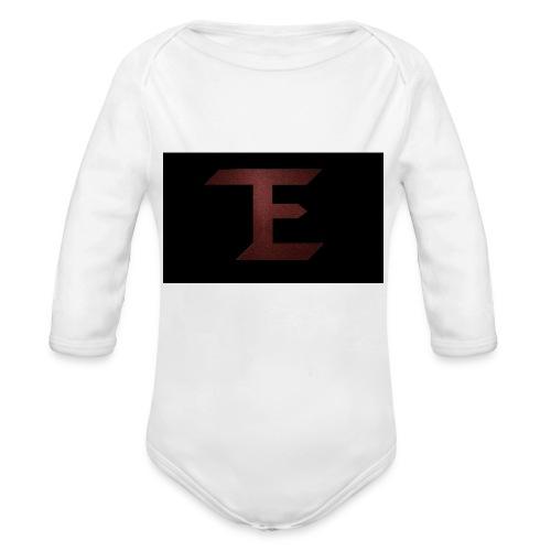 Team Logo - Baby Bio-Langarm-Body