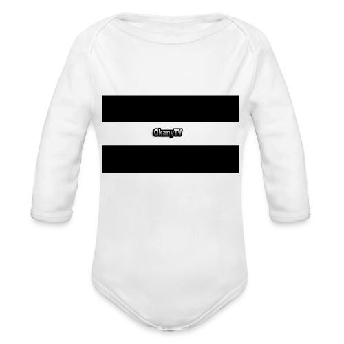OkanyTV - Baby Bio-Langarm-Body