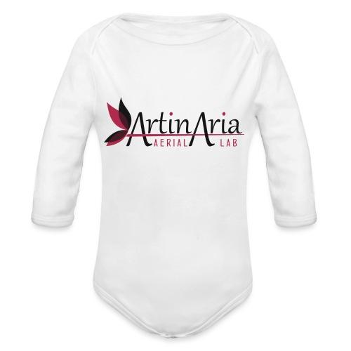 Artinaria - Body ecologico per neonato a manica lunga