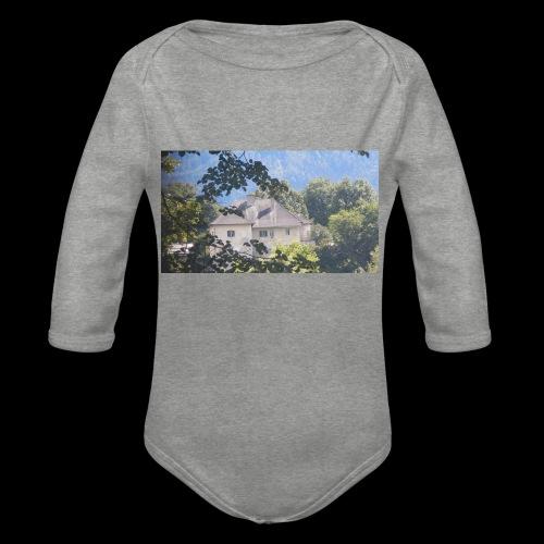 Altes Haus Vintage - Baby Bio-Langarm-Body