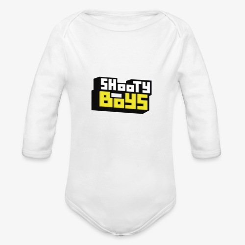 Children's wear - Organic Longsleeve Baby Bodysuit