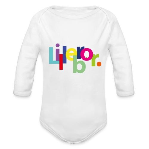 Lillebror - Organic Longsleeve Baby Bodysuit