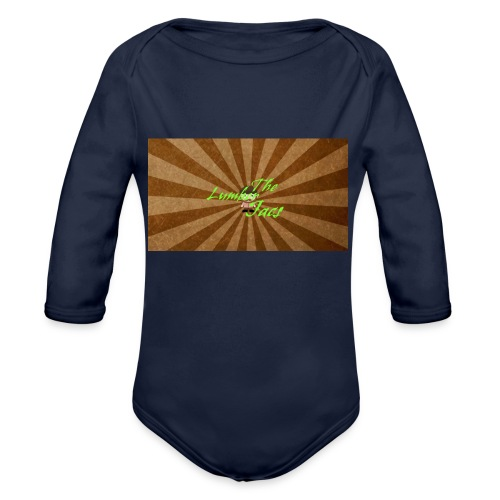 THELUMBERJACKS - Organic Longsleeve Baby Bodysuit