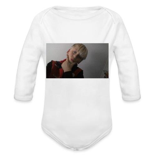 Perfect me merch - Organic Longsleeve Baby Bodysuit