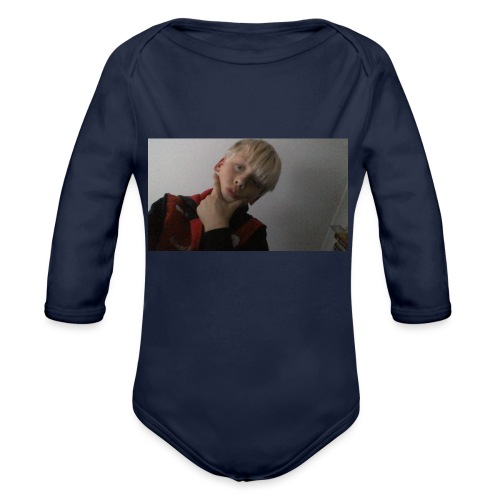 Perfect me merch - Organic Longsleeve Baby Bodysuit