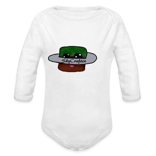 Pilzi - Baby Bio-Langarm-Body
