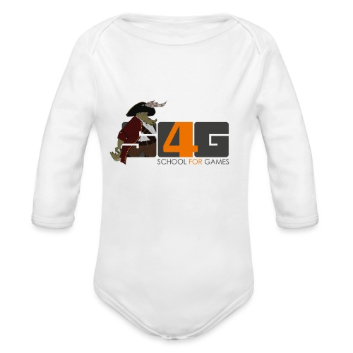Tshirt 01 png - Baby Bio-Langarm-Body