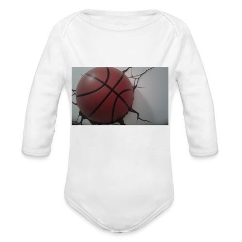 Softer Kevin K - Ekologisk långärmad babybody