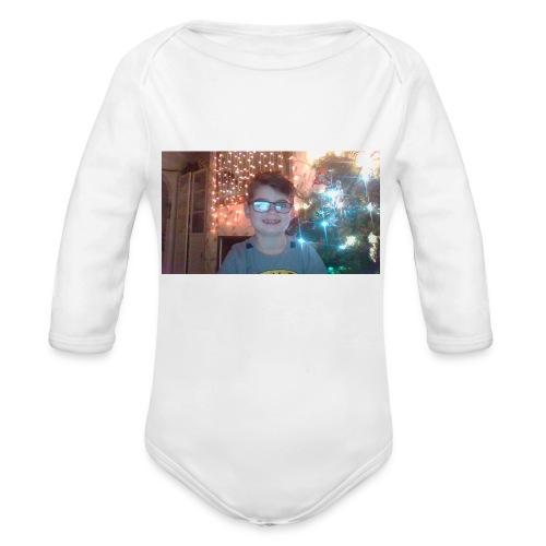 limited adition - Organic Longsleeve Baby Bodysuit